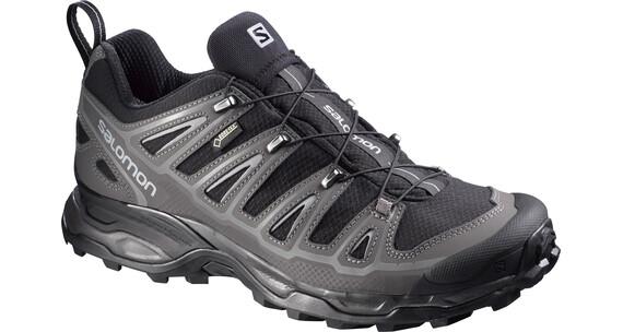 Salomon X Ultra 2 GTX Hiking Shoes Men black/autobahn/pewter